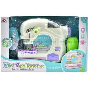 Maquina De Coser De Verdad Mini Appliances De Juguete Para