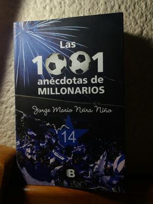 Libro Las  Anécdotas de Millonarios