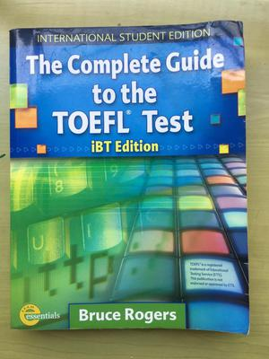 Libro Toefl: The Complete Guide To The Toefl Test Ibt