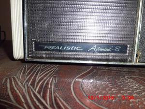 RADIO MULTIBANDAS ANTIGUO REALISTIC Astronaut.8
