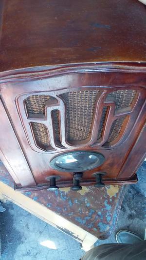 Vendo Radio de Tuvo Catedral Antiguo