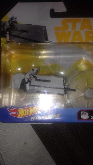 Hotwheels Star Wars Han Solo de colección envío gratis a