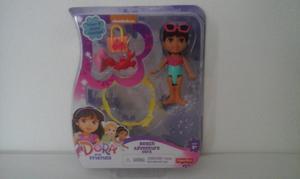 Muñeca Dora La Exploradora y Amigos: Aventura en la Playa.