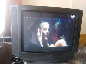Televisor Sony 21 Pulgadas, Betamax, Mueble Funcional