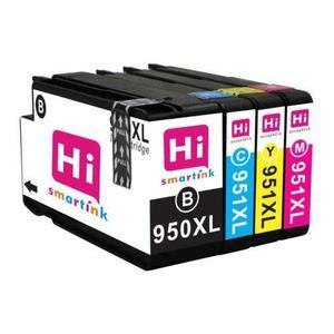 4pk 950xl 951xl Cartucho De Tinta Para Hp Officejet Pro 8600