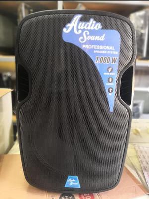 Cabina Activa 15 Pulgadas Audio Sound 70