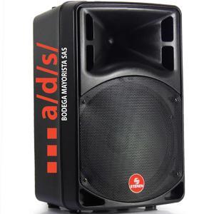 Cabina de Sonido Activa Bluetooth con parlante de 12