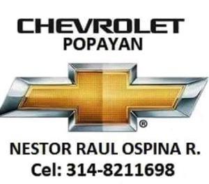 Chevrolet Popayan Telefono 314-8211698