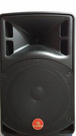 Parlante de 12 con Control Remoto, Bluetooth, Radio FM