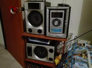 Se vende equipo de sonido Sony Genezi MHC GNX 83