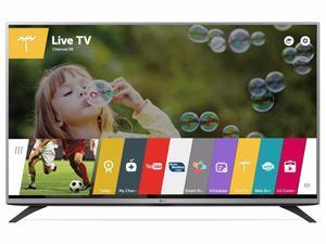 Tv de 43 con TDt y Smartv con todo y Caja