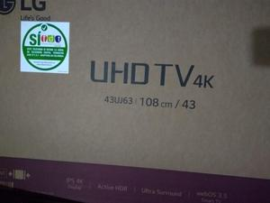 Vendo Televisor Lg 43 Pulgadas 4k Uhd