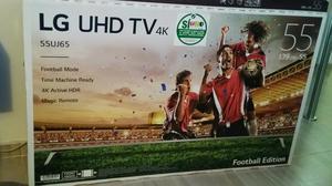 Vendo Televisor Lg 55 Pulgadas Smart Tv