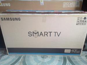 Vendo Tv 43 Samsung Nuevo