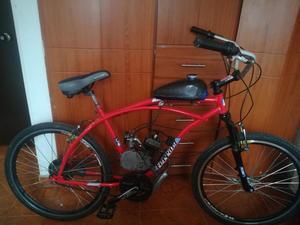 Bicicleta de Motor Barata