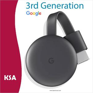 Google Chromecast 3ra Generación Google 3 Chromecast 3