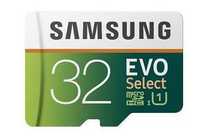 Memoria Micro Sd 32gb Samsung Clase10 U1 Original Disponible