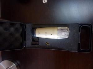 Micrófono Behringer C1
