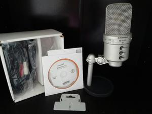 Microfono Gtrack Usb