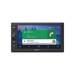 Radio Para Carro Sony Xav-ax100 Con Android Auto