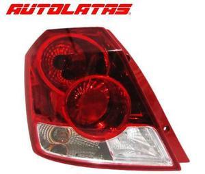 Stop Izquierdo Aveo Gti Coupe 2006 A 2009 Sp Rosado