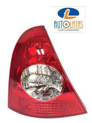 Stop Izquierdo Rojo Cristal Renault Clio Iii Campus Tyc