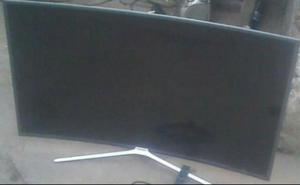 Televisor Samsung Smart Tv 4k Uhd Curved