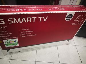 Tv Led Lg 43 Smartv Nuevo