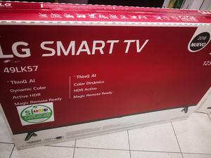 Tv Led Lg Smartv 49