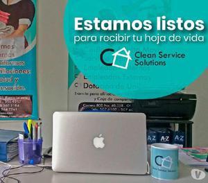 Niñera interna Medellin - Clean Service.