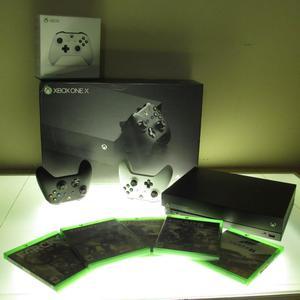 Combo Gamer Xbox One X Tv 43