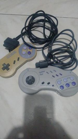 Controles para Super Nintendo