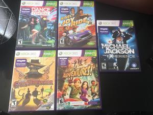 Juegos Xbox 360 Para Kinect Originales