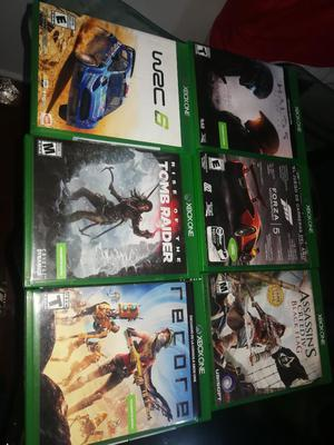 Vendo O Cambio Juegos Xbox One S en Ade