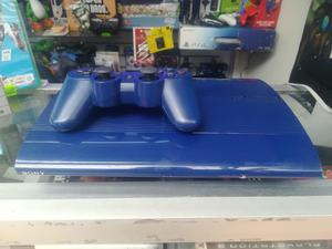 Vendo O Cambio Ps3 Super Slim 17 Juegos