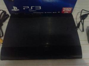 Vendo PS3 super slim para repuestos o reparar