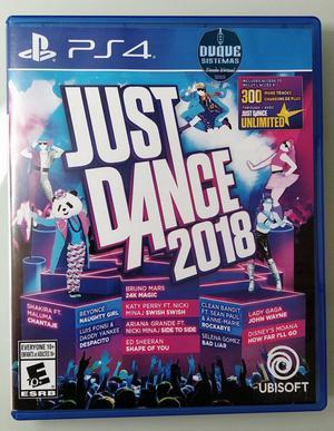 Videojuego Ps4 Just Dance  Playstation 4 / Estado