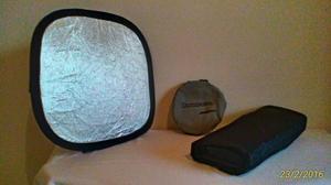 Pantalla reflectora de fotografía y vídeo $