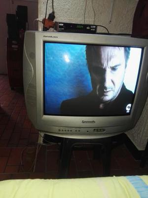 Tv Panasonic 21 Pulgadas Sonido Turbo