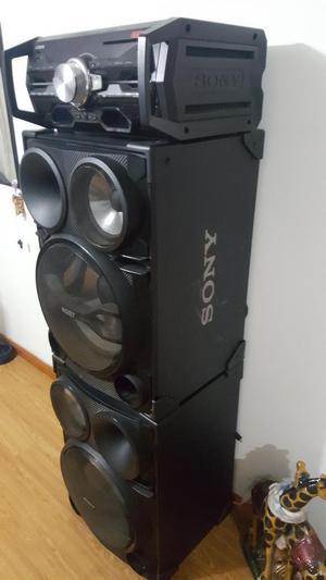 Vendo Cambio Equipo de Sonido Sony