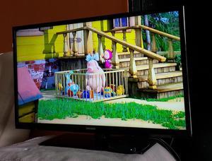 Vendo Tv Led Samsung de 32 Full Hd Contr