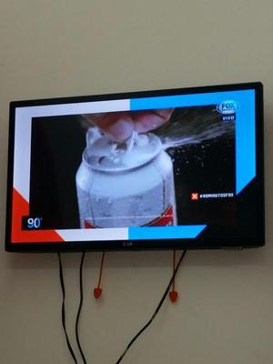 Vendo Tv Lg de 32 Hd Hdmi Como Nuevo
