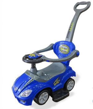 Carro paseador montable desarmable