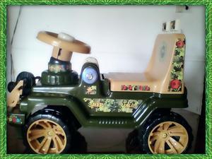 Jeep Jungla Y Safari
