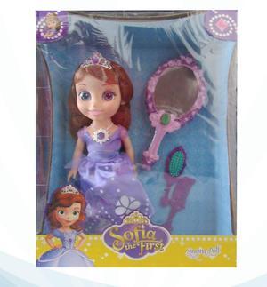 Juguete Mi Primera Disney Princess Sofia Niña Muñeca
