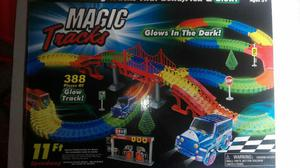 Pista Magic Tracks 388 Piezas Puente