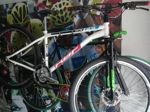 Bicicleta Mtb Rin 29 Marco en Acero