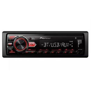 Radio Carro Pioneer Mvh 295bt Con Bluetooth Usb, Aux-in Mp3.