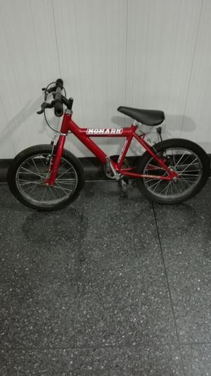 Vendo Bicicleta Pequeña para Niño.