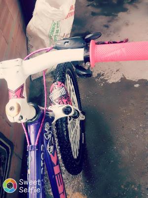 Vendo Cicla En Aluminio O Cambio Por Gw Lancer Bonito